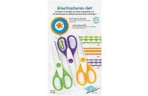 CREATIVE SCISSORS WEDO 3pcs